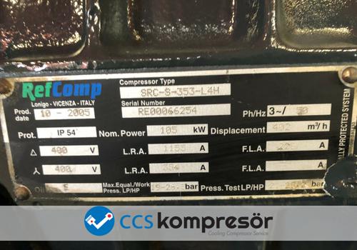 Refcomp  SRC-S-353-L4H