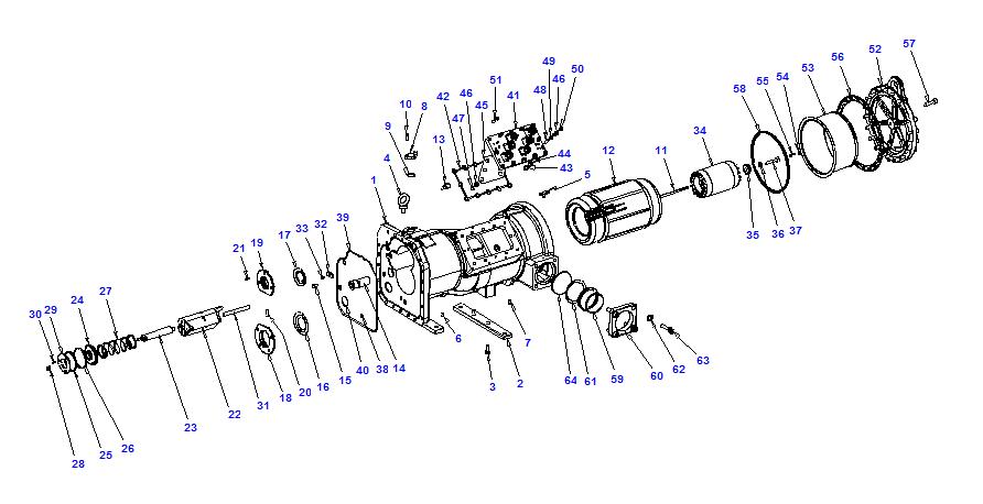 Compressor body NRH5 120-360