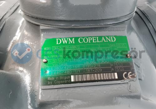 Copeland D6SJ1-3000X